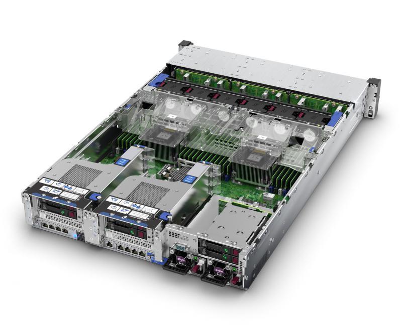HPE DL380 Gen10 5218 1P 32G NC 8SFF Svr - imaginea 2