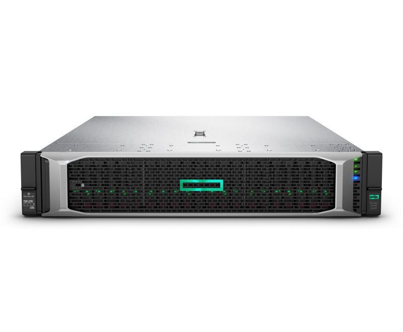 HPE ProLiant DL380 Gen10 4210 1P 32GB-R P408i-a NC 8SFF 500W PS Server - imaginea 4