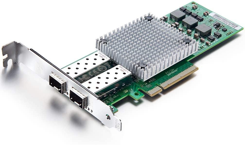 Placa retea Dell Broadcom BCM57810S 10GB Dual Port SFP+, PCI-e 8x - imaginea 1
