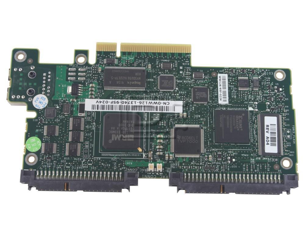 Controller Remote Access Dell DRAC5 pentru DELL PowerEdge 1950/2950, Fara Cabluri - imaginea 1