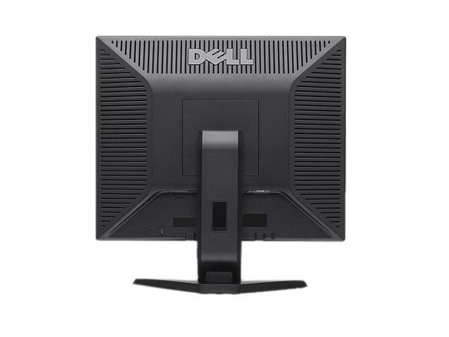 Monitor 19 inch LCD, DELL E190S, Black, 3 Ani Garantie - imaginea 2
