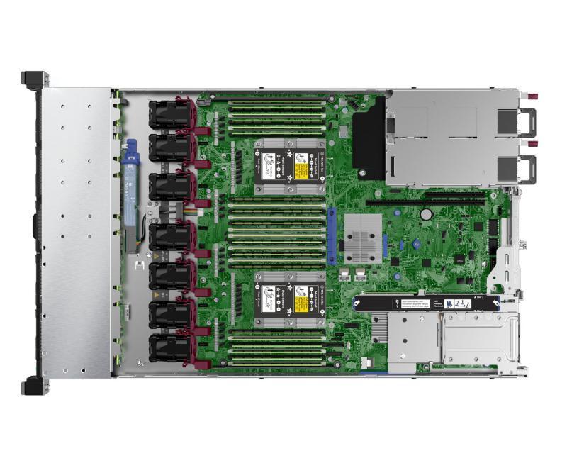 HPE DL360 Gen10 5218 1P 32G NC 8SFF Svr - imaginea 10