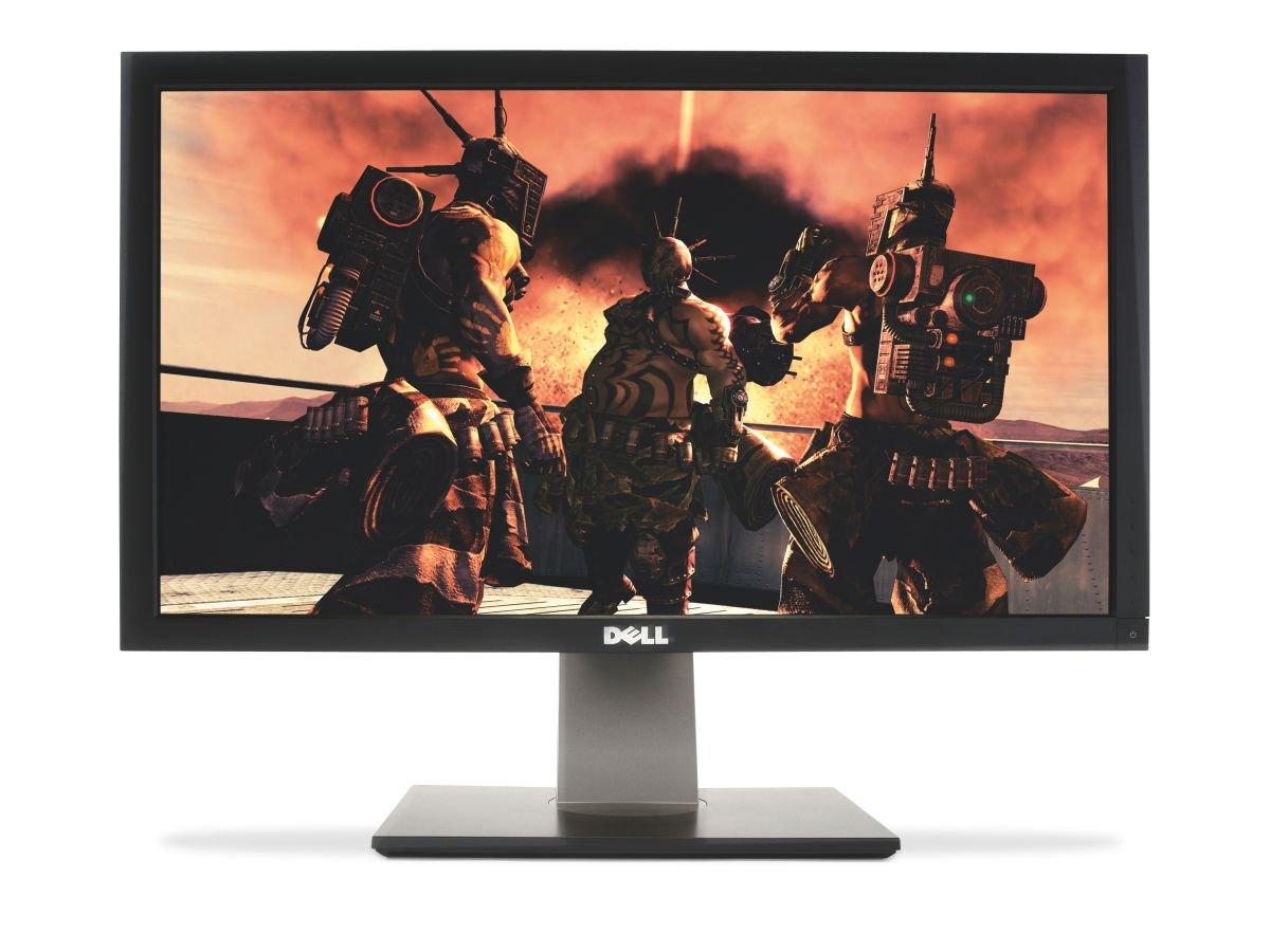 Monitor 27 inch Dell U2711, Black&Silver, Grad B - imaginea 1