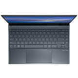 UltraBook ASUS ZenBook UX325EA-KG271T, 13.3-inch, FHD (1920 x 1080) 16:9, OLED, Glossy display, Intel® Core™ i5-1135G7 Processor 2.4 GHz (8M Cache, up to 4.2 GHz, 4 cores), Intel Iris Xᵉ Graphics (available for 11th Gen Intel® Core™ i5/i7 with dual channel memory), 16GB LPDDR4X on board, 512GB M.2 - imaginea 5