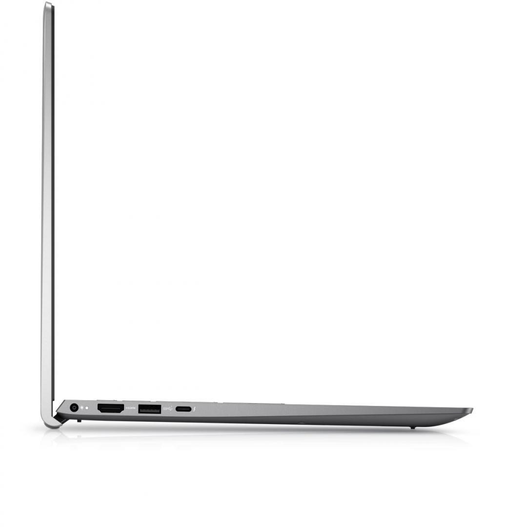 "Laptop Dell Inspiron 5510, 15.6"" FHD, i7-11370H, 8GB, 512GB SSD, Intel Iris Xe Graphics, Ubuntu - imaginea 6"