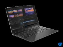 "Laptop Lenovo Yoga 9 14ITL5, 14"" UHD (3840x2160) IPS 500nits Glossy, Glass, 90% DCI-P3, VESA HDR 400, 10-point Multi-touch, Intel Core i7- 1185G7 (4C / 8T, 3.0 / 4.8GHz, 12MB), video Integrated Intel Iris Xe Graphics, RAM 16GB Soldered LPDDR4x-4266, SSD 1TB SSD M.2 2280 PCIe 3.0x4 NVMe, no ODD, No - imaginea 10"
