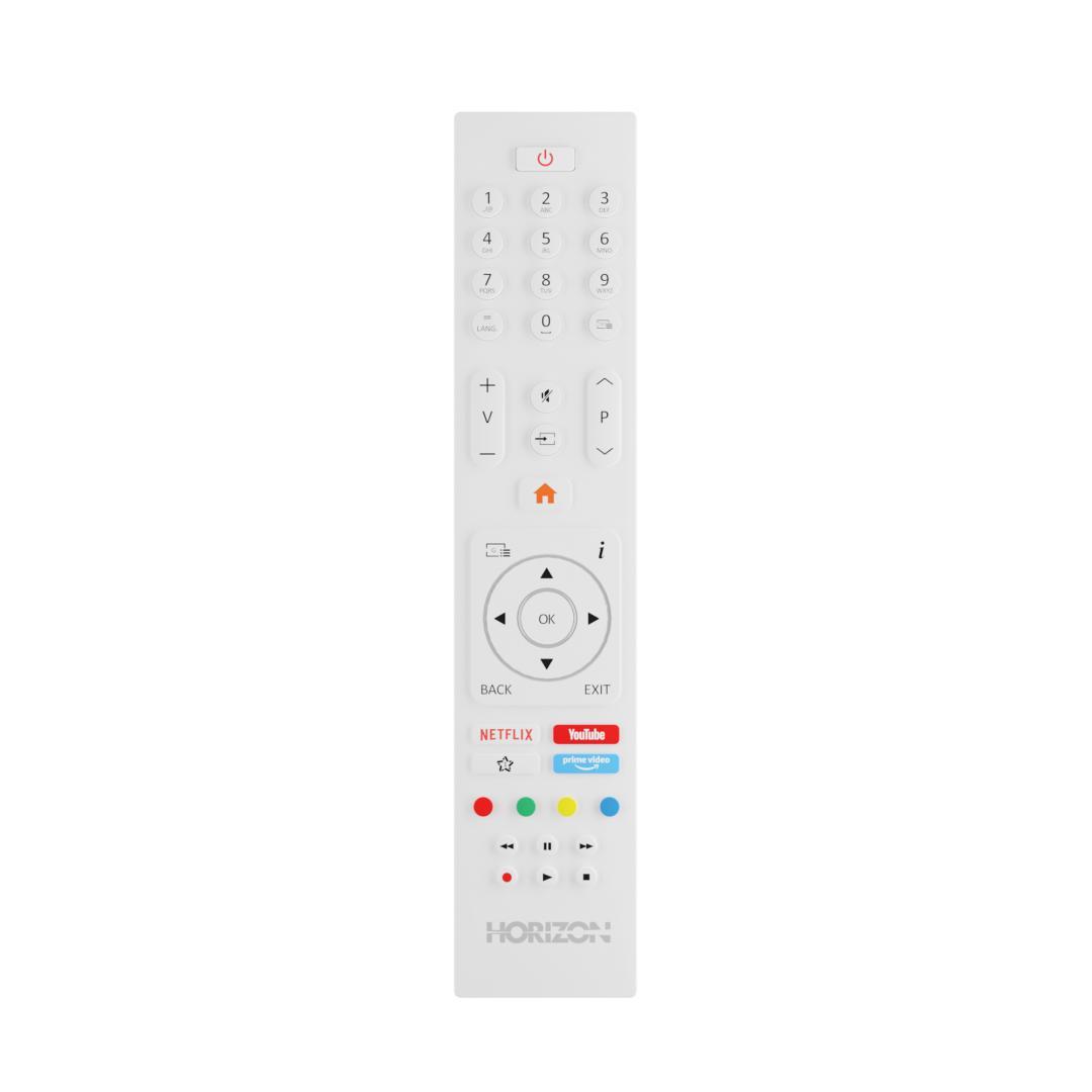 "LED TV HORIZON SMART 32HL6331H/B, 32"" D-LED, HD Ready (720p), Digital TV-Tuner DVB-S2/T2/C, CME 200Hz, HOS 3.0 SmartTV-UI (WiFi built-in) +Netflix +AmazonAlexa +Youtube, 1xLAN (RJ45), Wireless Display, DLNA 1.5, Contrast 4000:1, 300 cd/m2, 1xCI+, 2xHDMI (v1.4), 1xUSB, 1xD-Sub (15-PIN), USB Player - imaginea 7"