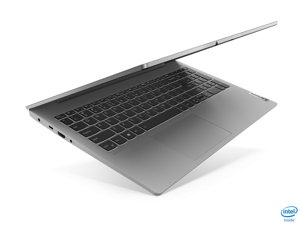 "Laptop Lenovo IdeaPad 5 15IIL05, 15.6"" FHD (1920x1080) IPS 300nits Anti- glare, 45% NTSC, Intel Core i5-1035G1 (4C / 8T, 1.0 / 3.6GHz, 6MB), video Integrated Intel UHD Graphics, RAM 8GB Soldered DDR4-3200, SSD 512GB SSD M.2 2242 PCIe 3.0x2 NVMe, no ODD, 4-in-1 Card Reader, Stereo speakers, 2W x2 - imaginea 11"