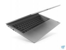 """Laptop Lenovo IdeaPad 5 15ITL05, 15.6"""" FHD (1920x1080) IPS 300nits Anti- glare, 45% NTSC, Intel Core i5-1135G7 (4C / 8T, 2.4 / 4.2GHz, 8MB), video Integrated Intel Iris Xe Graphics, RAM 8GB Soldered DDR4-3200, SSD 512GB SSD M.2 2242 PCIe 3.0x2 NVMe, no ODD, 4-in-1 Card Reader, Stereo speakers, 2W - imaginea 4"""