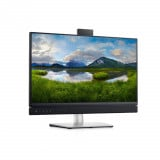 Dell  Video Conferencing Monitor 23.8'' C2422HE, 60.47cm, LED, IPS, FHD, 1920 x 1080 at 60Hz, 16:9 - imaginea 3