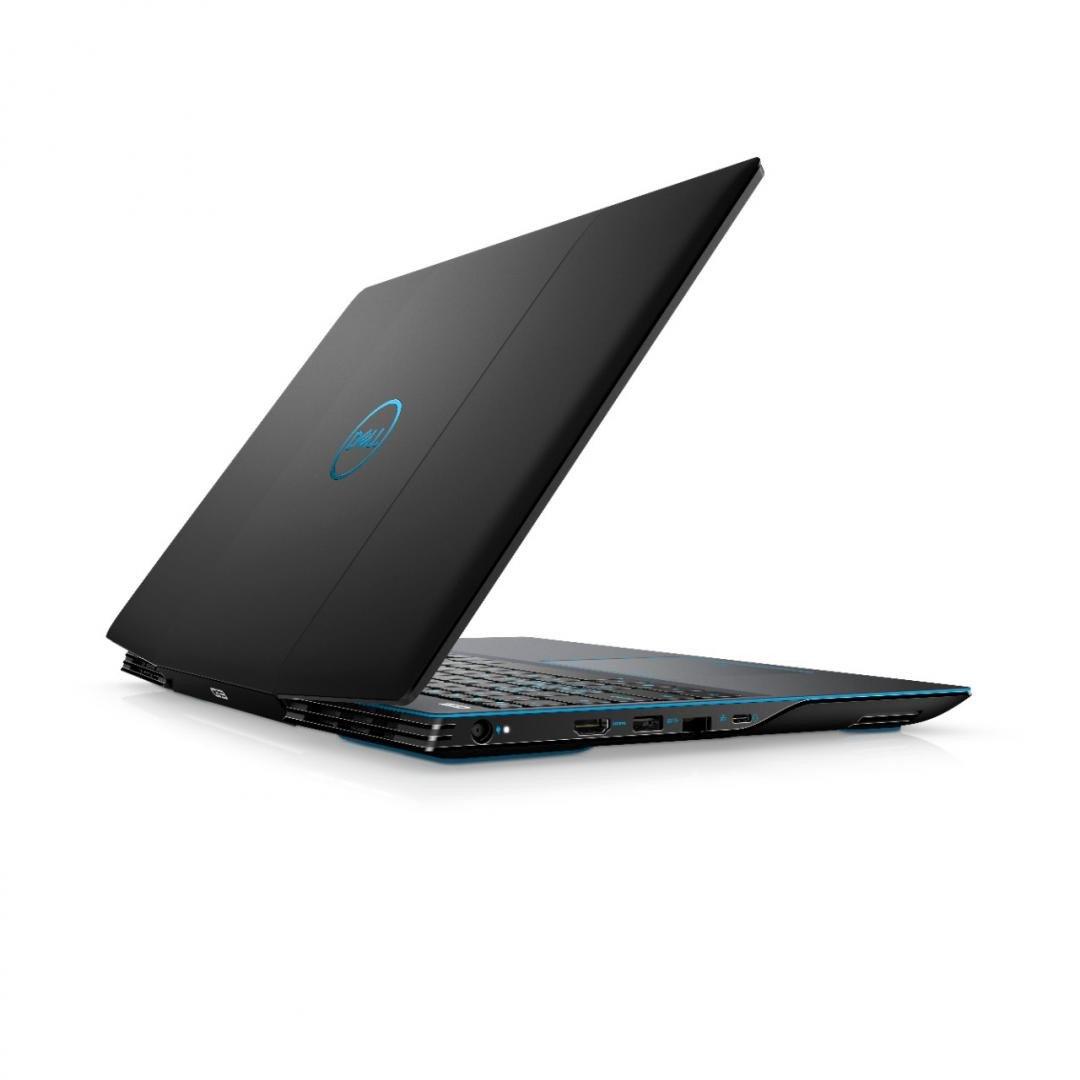 "Laptop Dell Inspiron Gaming 3500 G3, 15.6"" FHD, i7-10750H, 8GB, 512GB SSD, GeForce GTX 1650Ti, Ubuntu - imaginea 4"