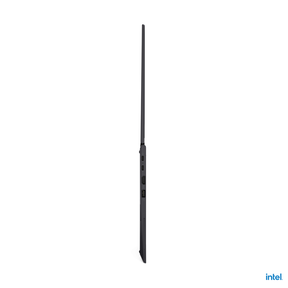 "Laptop Lenovo ThinkPad X13 Yoga Gen 2 (Intel), 13.3"" WQXGA (2560x1600) Low Power IPS 400nits AR (anti-reflection) / AS (anti-smudge), Touch, Lenovo Integrated Pen (Garaged), Intel Core i7-1165G7 (4C / 8T, 2.8 / 4.7GHz, 12MB), Video Integrated Intel Iris Xe Graphics, RAM 16GB Soldered LPDDR4x-4266 - imaginea 12"