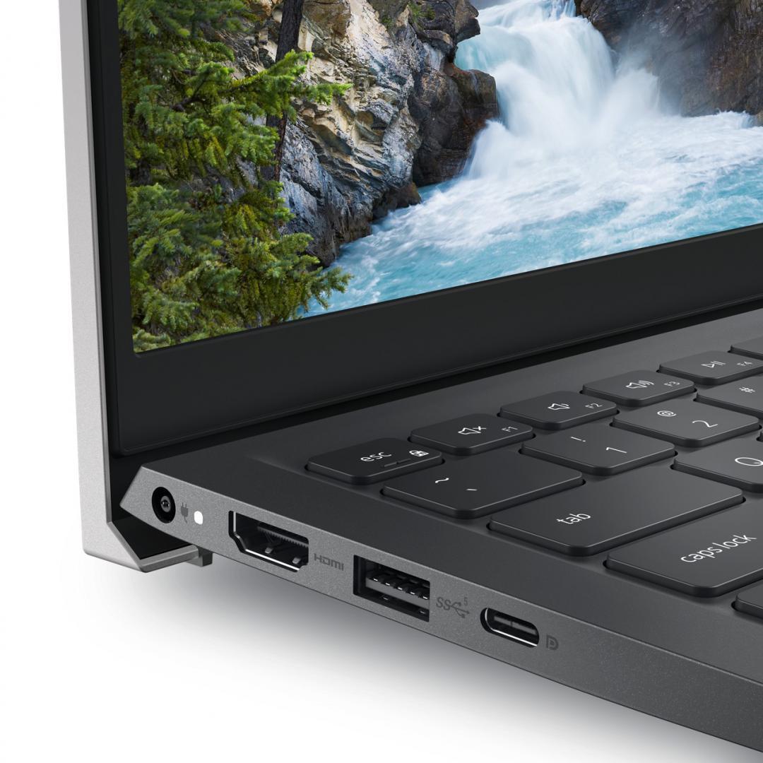 """Laptop Dell Vostro 5410, 14.0"""" FHD, i7- 11370H, 16GB, 512GB SSD, GeForce MX450, W10 Pro - imaginea 5"""