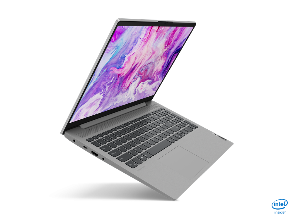 """Laptop Lenovo IdeaPad 5 15ITL05, 15.6"""" FHD (1920x1080) IPS 300nits Anti- glare, 45% NTSC, Intel Core i5-1135G7 (4C / 8T, 2.4 / 4.2GHz, 8MB), video Integrated Intel Iris Xe Graphics, RAM 8GB Soldered DDR4-3200, SSD 512GB SSD M.2 2242 PCIe 3.0x2 NVMe, no ODD, 4-in-1 Card Reader, Stereo speakers, 2W - imaginea 9"""