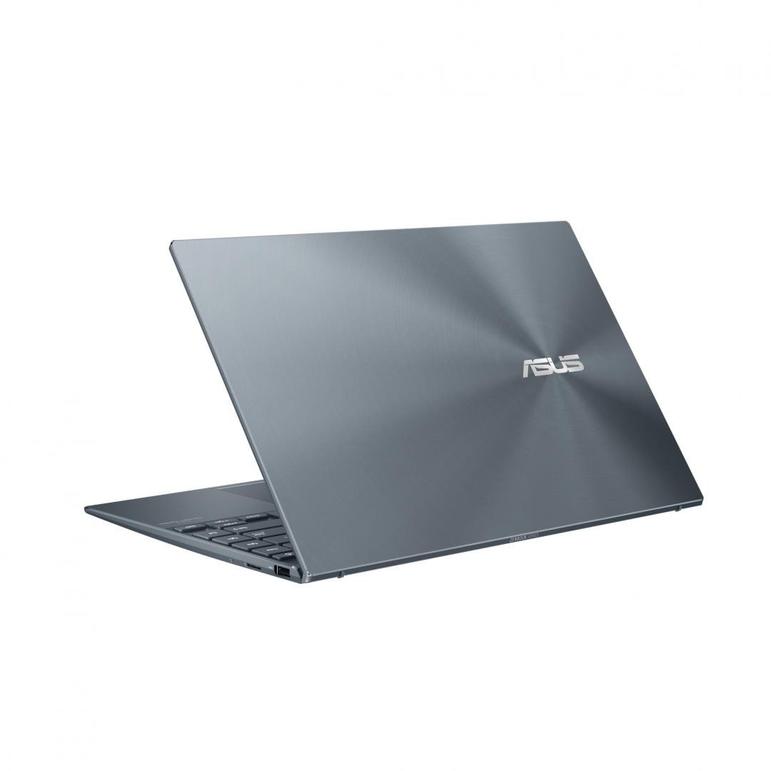 UltraBook ASUS ZenBook  14 UX425EA-KI505, 14.0-inch, FHD (1920 x 1080) 16:9, Anti-glare display, IPS-level Panel, Intel® Core™ i7-1165G7 Processor 2.8 GHz (12M Cache, up to 4.7 GHz, 4 cores), Intel Iris Xᵉ Graphics (available for 11th Gen Intel® Core™ i5/i7 with dual channel memory), 16GB LPDDR4X on - imaginea 1