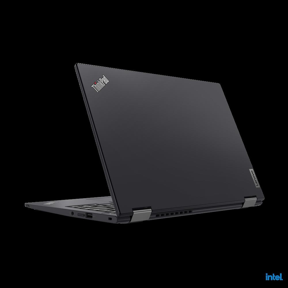 "Laptop Lenovo ThinkPad X13 Yoga Gen 2 (Intel), 13.3"" WQXGA (2560x1600) Low Power IPS 400nits AR (anti-reflection) / AS (anti-smudge), Touch, Lenovo Integrated Pen (Garaged), Intel Core i7-1165G7 (4C / 8T, 2.8 / 4.7GHz, 12MB), Video Integrated Intel Iris Xe Graphics, RAM 16GB Soldered LPDDR4x-4266 - imaginea 11"