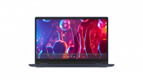 """Laptop Lenovo Yoga 6 13ARE05, 13.3"""" FHD (1920x1080) IPS 300nits Glossy, 72% NTSC, 10-point Multi-touch, AMD Ryzen 5 4500U (6C / 6T, 2.3 / 4.0GHz, 3MB L2 / 8MB L3), video Integrated AMD Radeon Graphics, RAM 16GB Soldered DDR4-3200, SSD 1TB SSD M.2 2280 PCIe 3.0x4 NVMe, no ODD, No Card reader, Stereo - imaginea 7"""