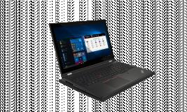 "Laptop Lenovo ThinkPad T15g Gen 2, 15.6"" UHD (3840x2160) IPS 600nits Anti-glare, 100% Adobe, Dolby Vision, HDR, Intel Core i9-11950H (8C / 16T, 2.6 / 5.0GHz, 24MB), Video NVIDIA GeForce RTX 3080 16GB GDDR6, RAM 2x 16GB SO-DIMM DDR4-3200 Non-ECC, SSD 1TB SSD M.2 2280 PCIe 4.0 NVMe Opal2, Optical: no - imaginea 2"