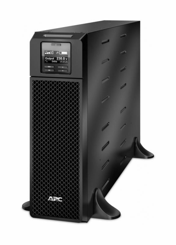 UPS APC Smart-UPS SRT online dubla-conversie 3000VA / 2700W 8conectori C13 2 conectori C19 extended runtime - imaginea 1