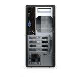 Desktop Dell Vostro 3888 Tower, i5-10400, 8GB, 512GB SSD, Ubuntu - imaginea 4