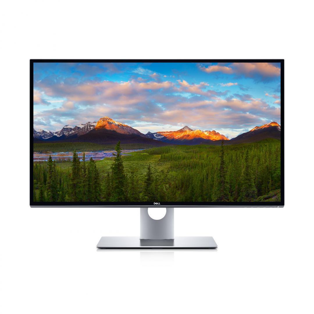 "Monitor Dell 32"" UP3218K, IPS, 8K, 7680 x 4320 at 60 Hz, 32:9 - imaginea 1"