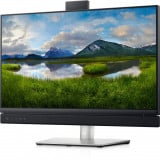 Dell  Video Conferencing Monitor 23.8'' C2422HE, 60.47cm, LED, IPS, FHD, 1920 x 1080 at 60Hz, 16:9 - imaginea 2
