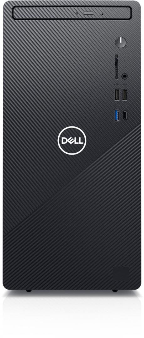 Dell Inspiron Desktop 3881, i7-10700, 8GB, 512GB SSD, GeForce GTX 1650 Super, Ubuntu - imaginea 1