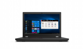 "Laptop Lenovo ThinkPad T15g Gen 2, 15.6"" UHD (3840x2160) IPS 600nits Anti-glare, 100% Adobe, Dolby Vision, HDR, Intel Core i9-11950H (8C / 16T, 2.6 / 5.0GHz, 24MB), Video NVIDIA GeForce RTX 3080 16GB GDDR6, RAM 2x 16GB SO-DIMM DDR4-3200 Non-ECC, SSD 1TB SSD M.2 2280 PCIe 4.0 NVMe Opal2, Optical: no - imaginea 1"