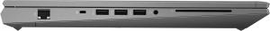 "NB WORKSTATION ZBOOK FURY 17 G7 17.3"" FHD i7-10750H 32GB SSD-1TB QUADRO 8GB-RTX4000 W10P - imaginea 4"