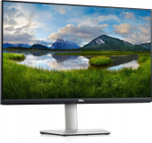 Monitor Dell 27'' S2721HS, 68.6 cm, LED, IPS, FHD, 1920 x 1080 at 75Hz, 16:9 - imaginea 2