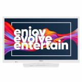 "LED TV HORIZON 24HL6101H/B, 24"" Edge LED, HD Ready (720p), Digital TV- Tuner DVB-S2/T2/C, CME 100Hz, Contrast 3000:1, 220 cd/m2, 1xCI+, 2xHDMI (v1.4), 1xD-Sub (15-PIN), USB Player (AVI, MKV, H.265/HEVC, JPEG), Hotel TV Mode (Passive), VESA 75 x 75 mm|M4, Double Neck-Foot Stand, Very Narrow Design - imaginea 2"