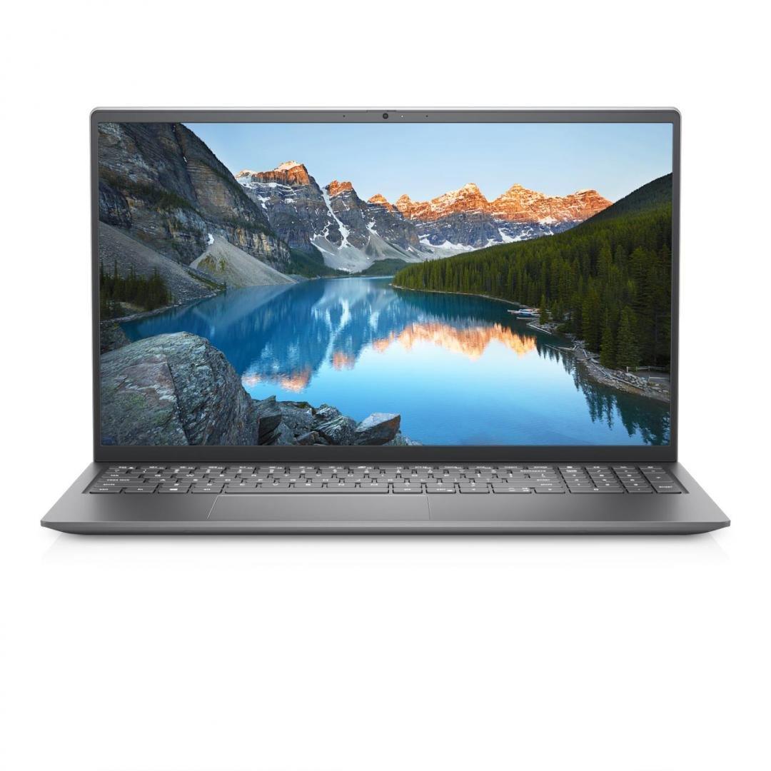 "Laptop Dell Inspiron 5510, 15.6"" FHD, i5-11300H, 8GB, 256GB SSD, Intel Iris Xe Graphics, Ubuntu - imaginea 1"