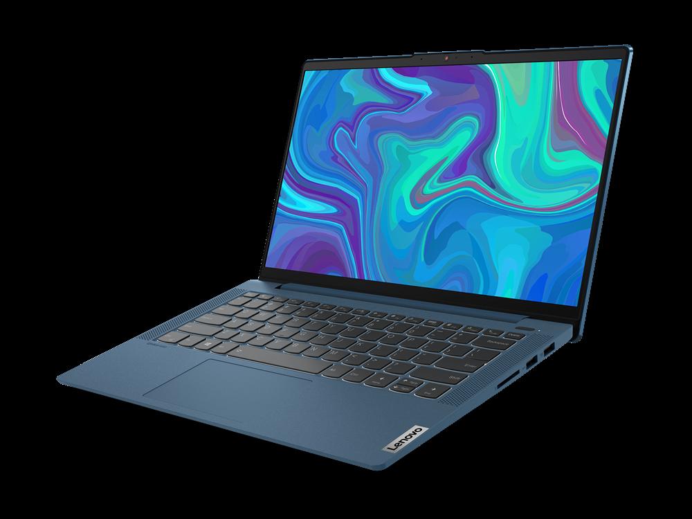 "Laptop Lenovo IP 5 14"" FHD RYZEN 7 4700U  8GB 512 GB AMD Radeon DOS - imaginea 5"
