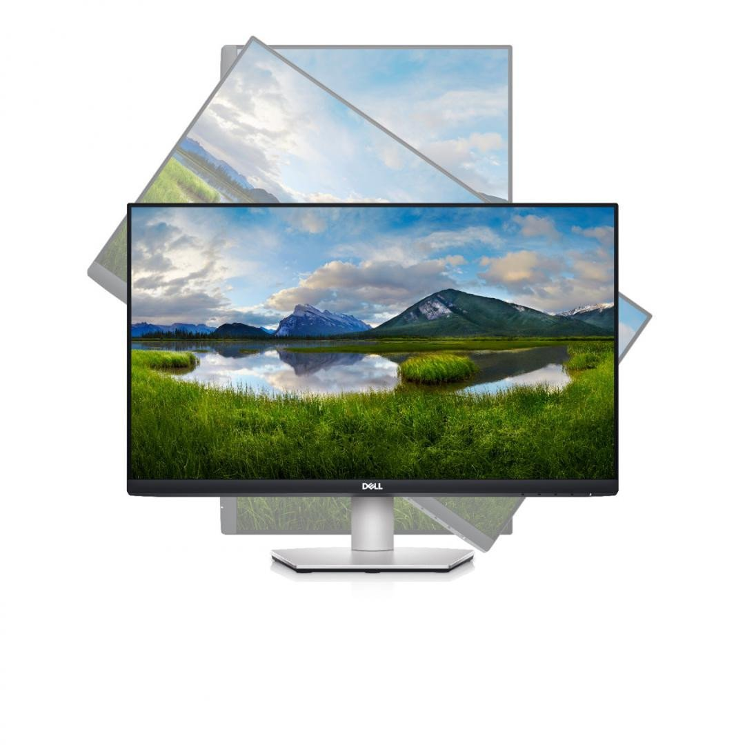 Monitor Dell 27'' S2721HS, 68.6 cm, LED, IPS, FHD, 1920 x 1080 at 75Hz, 16:9 - imaginea 6