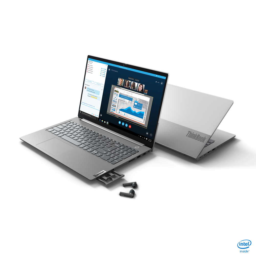 "Laptop Lenovo ThinkBook 15 G2 ITL, 15.6"" FHD (1920x1080) i5-1135G7 16GB 512GB 1YD DOS - imaginea 9"