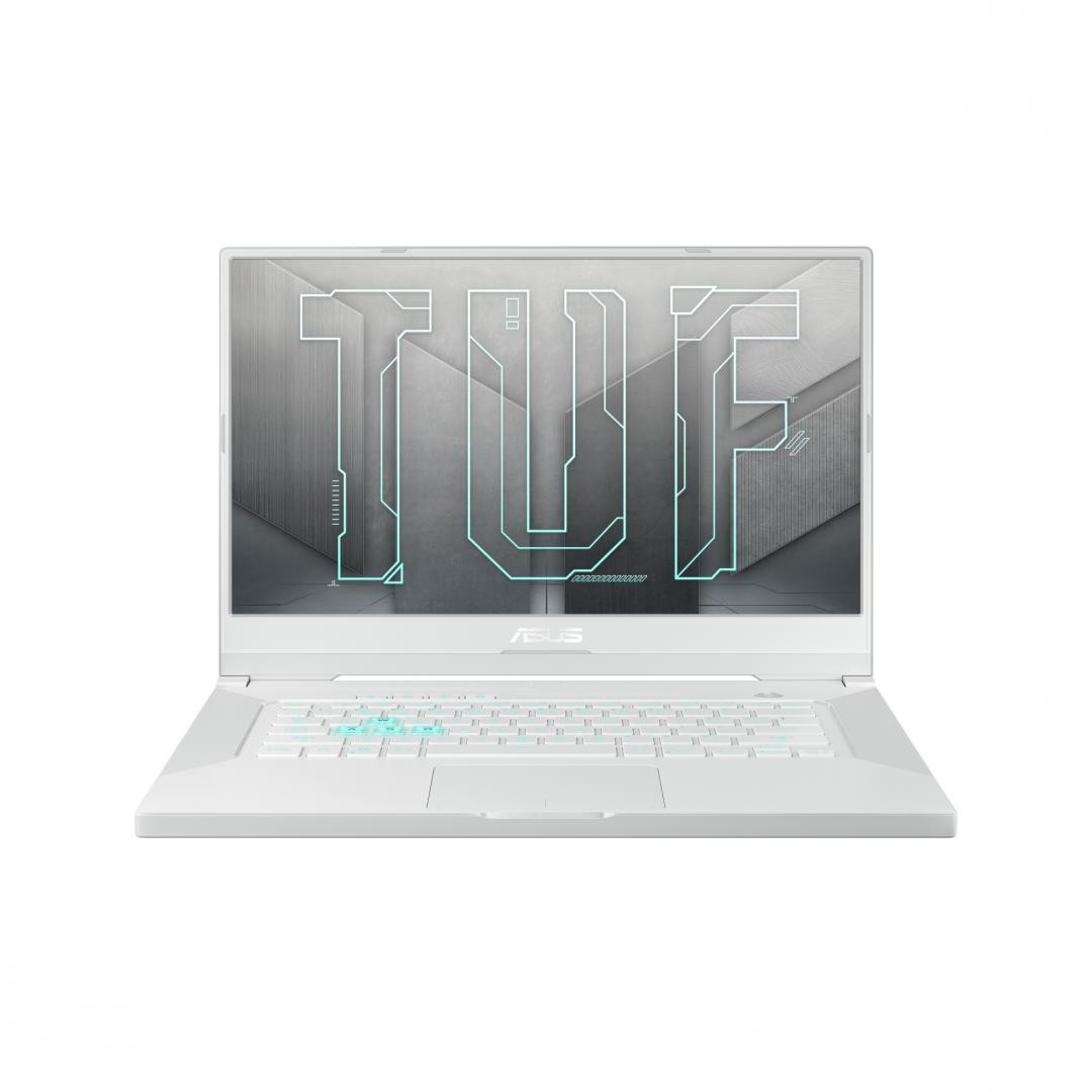 Laptop Gaming ASUSTUF DashF15 FX516PE-HN019, 15.6-inch, FHD (1920 x 1080) 16:9, Anti-glare display, ValueIPS-level, Intel® Core™ i7-11370HProcessor3.3GHz(12MCache,upto4.8 GHz,4cores), NVIDIA®GeForceRTX™3050Ti Laptop GPU, Up to 1585MHz at 60W (75W with Dynamic Boost), Up to 1585MHz - imaginea 2