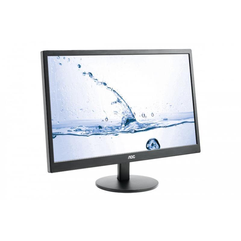 "Monitor 23.6"" AOC M2470SWH, FHD, MVA,16:9, 1920*1080, WLED, 5 ms, 250cd/m2, 178/178, 50M:1/ 3000:1,  - imaginea 1"