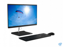All-in-One Lenovo V50a 22IMB AIO i3-10100T 4GB 256GB 1YOS W10P - imaginea 2