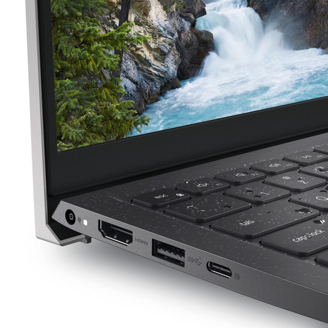 """Laptop Dell Vostro 5410, 14.0"""" FHD, i7- 11370H, 16GB, 512GB SSD, GeForce MX450, W10 Pro - imaginea 4"""