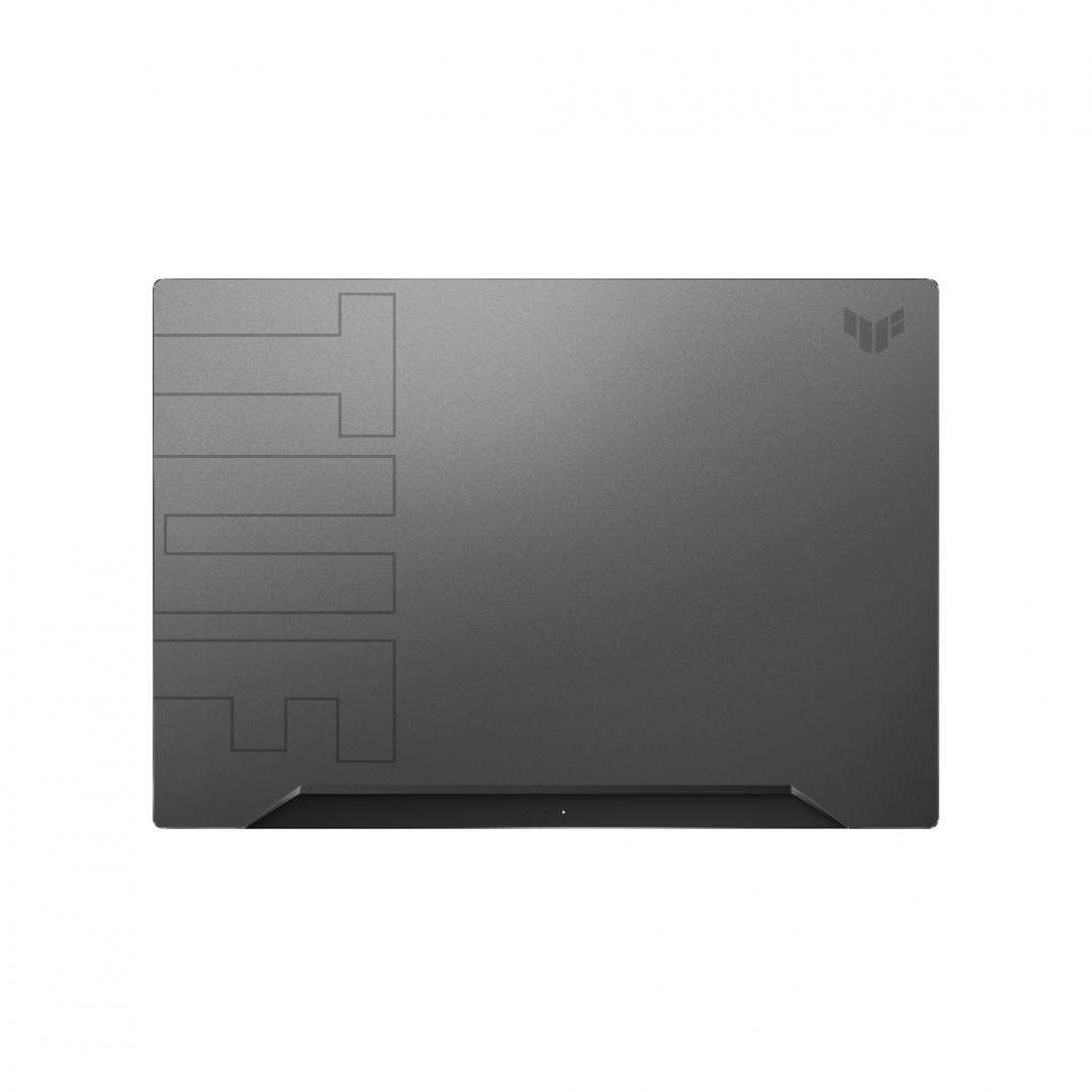 Laptop Gaming ASUSTUF DashF15 FX516PC-HN004 , 15.6-inch, FHD (1920 x 1080) 16:9, Anti-glare display, ValueIPS-level, Intel® Core™ i7-11370HProcessor3.3GHz(12MCache,upto4.8 GHz,4cores), NVIDIA®GeForceRTX™3050 Laptop GPU, Up to 1600MHz at 60W (75W with Dynamic Boost), Up to 1600MHz at - imaginea 13