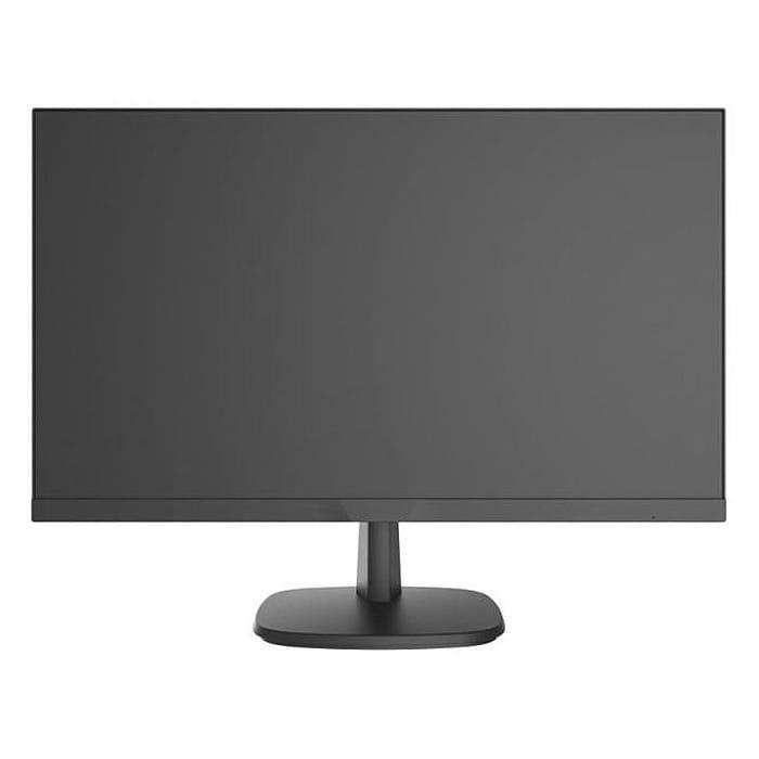 "Monitor 27"" Hikvision DS-D5027FN/EU; Full HD, TFT-LED Backlight, rezolutie: 1920 ×1080@60Hz; luminozitate: 300 cd/m²; timp raspuns: 14ms; contrast: 1000: 1; culori: 16.7M; intrari: VGA x 1, HDMI x 1; Loudspeaker 2 x 2W; culoare neagra; dimensiuni: 614×454×226mm; greutate: 4.06 kg, VESA stand bracket - imaginea 1"