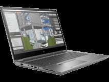 Laptop HP Zbook 15 Fury G8, 15.6 inch LED FHD Anti-Glare Image Recognition Ambient Light Sensor 400 nits (1920x1080), Intel Core i7- 11800H Octa Core (2.3 GHz, up to 4.6GHz, 24MB), video dedicat NVIDIA RTX A2000 4GB GDDR 6, RAM 16GB DDR4 3200Mhz (1x16GB), SSD 512GB PCIe NVMe TLC, no ODD, Card - imaginea 2