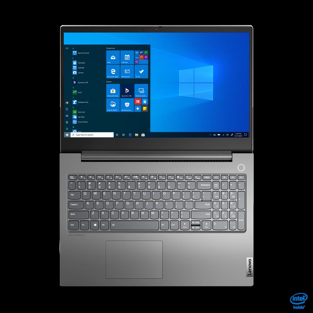 "Laptop Lenovo ThinkBook 15p IMH, 15.6"" FHD (1920x1080) IPS 300nits Anti- glare, 100% sRGB, Intel Core i5-10300H (4C / 8T, 2.5 / 4.5GHz, 8MB), Video NVIDIA GeForce GTX 1650 Max-Q 4GB GDDR6, RAM 2x 8GB SO-DIMM DDR4- 2933, SSD 512GB SSD M.2 2242 PCIe NVMe 3.0x4, Optical: no ODD, 4-in-1 Card Reader - imaginea 8"