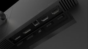 "Monitor Lenovo ThinkVision T27q-2027"" IPS, QHD (2560x1440), 16:9, Luminozitate: 350 nits, Contrast ratio: 1000:1, Response time: 4 ms (Extreme mode) / 6 ms (Typical mode) / 14 ms (off mode), Dot / Pixel Per Inch: 109 dpi, Color Gamut: 99% sRGB, View angle: 178 / 178, Stand: Tilt, Swivel, Pivot - imaginea 8"