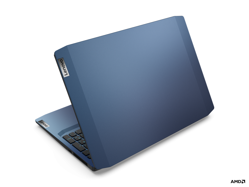 "Laptop Lenovo IdeaPad Gaming 3 15ARH05, 15.6"" FHD (1920x1080) IPS 250nits Anti-glare, 60Hz, AMD Ryzen 7 4800H (8C / 16T, 2.9 / 4.2GHz, 4MB L2 / 8MB L3), video NVIDIA GeForce GTX 1650 4GB GDDR6, RAM 2x 8GB SO- DIMM DDR4-3200, SSD 512GB SSD M.2 2280 PCIe 3.0x4 NVMe, no ODD, No Card reader, Stereo - imaginea 4"