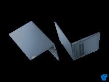 "Laptop Lenovo IdeaPad 5 15ITL05, 15.6"" FHD (1920x1080) IPS 300nits Anti- glare, 45% NTSC, Intel Core i3-1115G4 (2C / 4T, 3.0 / 4.1GHz, 6MB), video Integrated Intel UHD Graphics, RAM 8GB Soldered DDR4-3200, SSD 512GB SSD M.2 2242 PCIe 3.0x2 NVMe, no ODD, 4-in-1 Card Reader, Stereo speakers, 2W x2 - imaginea 2"