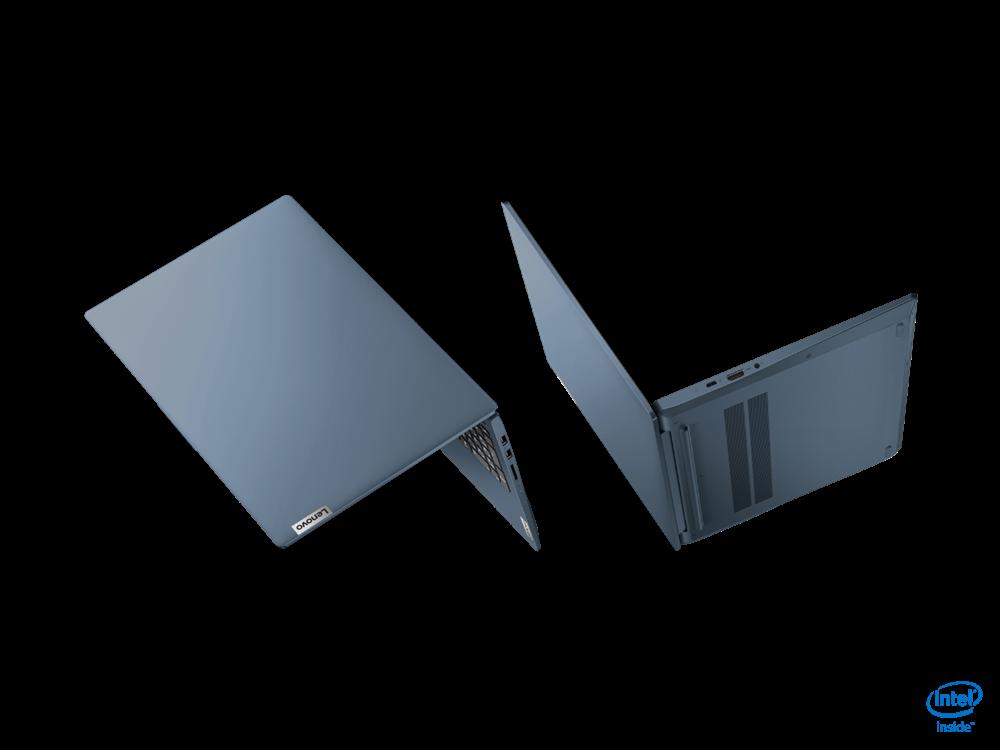 "Laptop Lenovo IdeaPad 5 15IIL05, 15.6"" FHD (1920x1080) IPS 300nits Anti- glare, 45% NTSC, Intel Core i5-1035G1 (4C / 8T, 1.0 / 3.6GHz, 6MB), video Integrated Intel UHD Graphics, RAM 8GB Soldered DDR4-3200, SSD 512GB SSD M.2 2242 PCIe 3.0x2 NVMe, no ODD, 4-in-1 Card Reader, Stereo speakers, 2W x2 - imaginea 5"