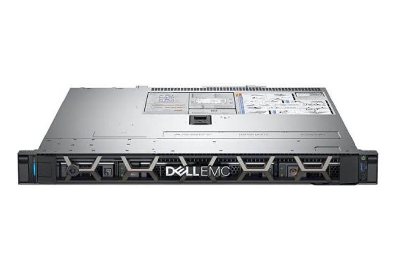 """PowerEdge R240 Intel Xeon E-2224 3.4GHz, 8M cache, 4C/4T, turbo (71W); 16GB 2666MT/s DDR4 ECC 2666MT/s UDIMMs; 1TB 7.2K RPM SATA 6Gbps 512n 3.5in Cabled Hard Drive; 3.5"""" Chassis with up to 4 Cabled Hard Drives; C13 to C14, PDU Style, 10 AMP, 6.5 Feet (2m); PERC H330 RAID Controller, Adapter, Full - imaginea 1"""