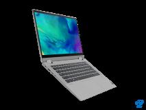 "Laptop Lenovo IdeaPad Flex 514ITL05, 14"" FHD (1920x1080) IPS 250nits Glossy, 45% NTSC, Intel Core i7-1165G7 (4C / 8T, 2.8 / 4.7GHz, 12MB), video Integrated Intel Iris Xe Graphics, RAM 16GB Soldered DDR4-3200, SSD 512GB SSD M.2 2280 PCIe 3.0x4 NVMe, no ODD, 4-in-1 Card Reader, Stereo speakers, 2W x2 - imaginea 3"