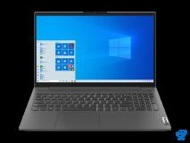 "Laptop Lenovo IdeaPad 5 15IIL05, 15.6"" FHD (1920x1080) IPS 300nits Anti- glare, 45% NTSC, Intel Core i5-1035G1 (4C / 8T, 1.0 / 3.6GHz, 6MB), video Integrated Intel UHD Graphics, RAM 8GB Soldered DDR4-3200, SSD 512GB SSD M.2 2242 PCIe 3.0x2 NVMe, no ODD, 4-in-1 Card Reader, Stereo speakers, 2W x2 - imaginea 3"